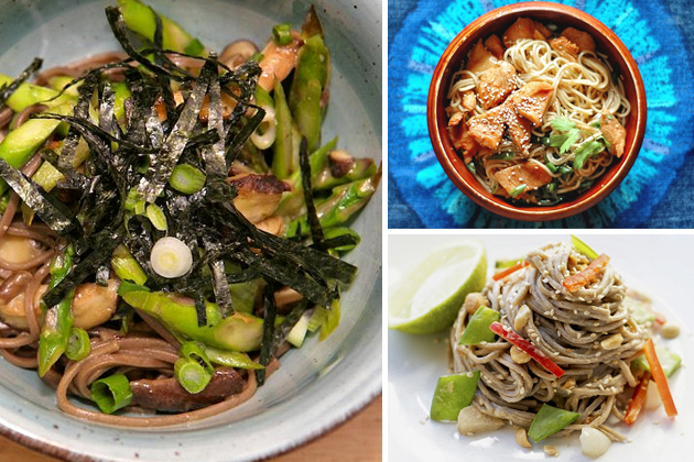 Tasty Kitchen Blog: A Pasta Salad Tour (Soba)