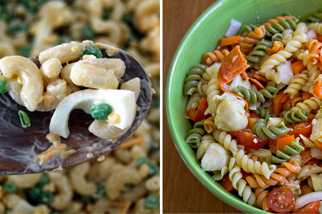 Tasty Kitchen Blog: A Pasta Salad Tour (Basic)