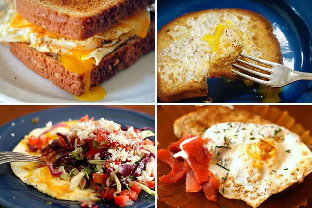 Tasty Kitchen Blog: Breakfast Eggs in 20 Minutes or Less (Fried)