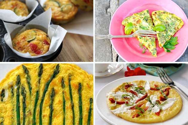 Tasty Kitchen Blog: Breakfast Eggs in 20 Minutes or Less (Frittata)