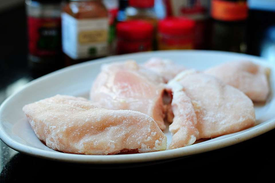 Tasty Kitchen Blog: Lazy Chicken. Guest post by Amy Johnson of She Wears Many Hats, recipe submitted by TK member swseepea.