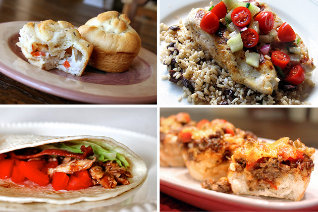 Tasty Kitchen Blog: Meet Amy Locurto.