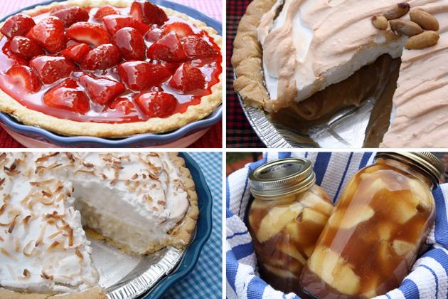 Tasty Kitchen Blog: Meet Tina of Mommy's Kitchen (Pies)