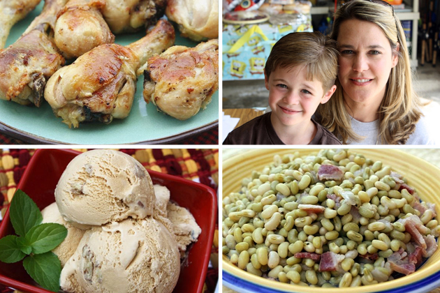 Tasty Kitchen Blog: Meet Tina of Mommy's Kitchen.