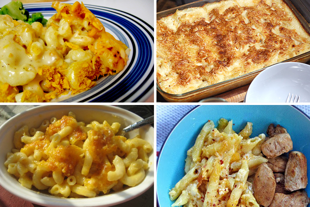 Tasty Kitchen Blog: The Theme is Mac and Cheese! (Special)