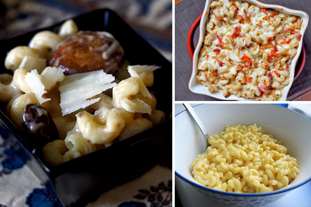 Tasty Kitchen Blog: The Theme is Mac and Cheese!