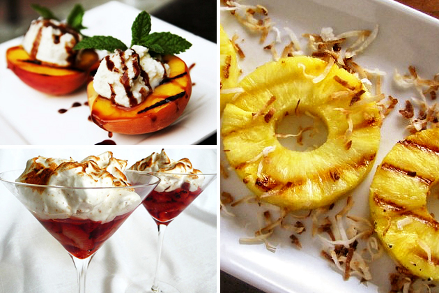 Tasty Kitchen Blog: The Theme is The Grill! (Dessert)