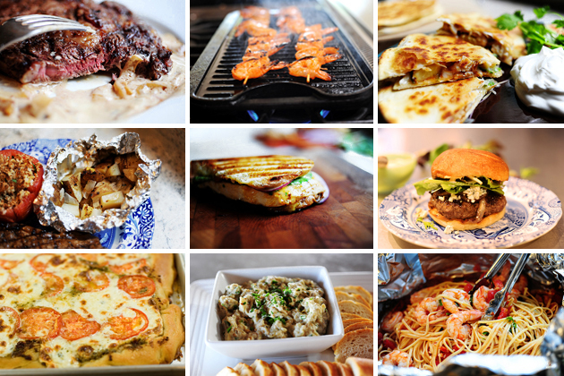 Tasty Kitchen Blog: The Theme is The Grill!