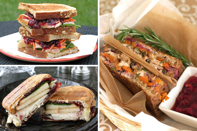 Tasty Kitchen Blog: Thanksgiving Leftovers (Sandwiches)