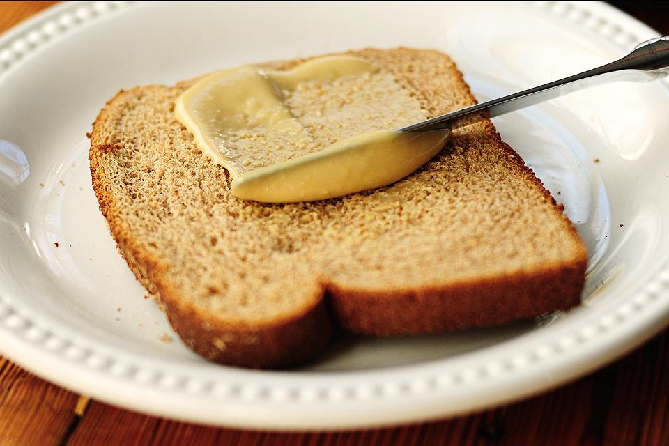Mustard Would Make Food