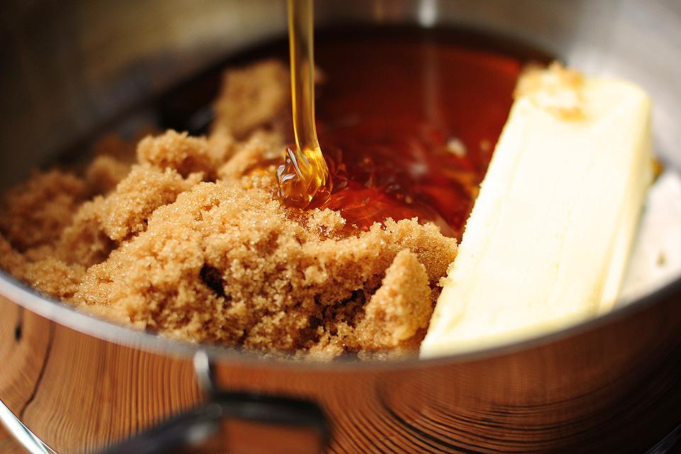 honey caramel sauce tasty kitchen blog