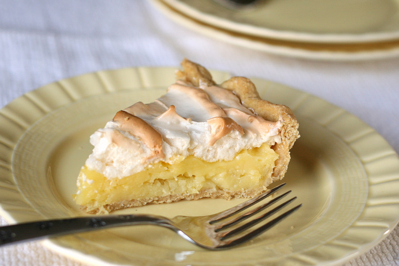 Tasty Kitchen Blog: Pineapple Pie. Guest post and recipe from Natalie Perry of Perry's Plate.