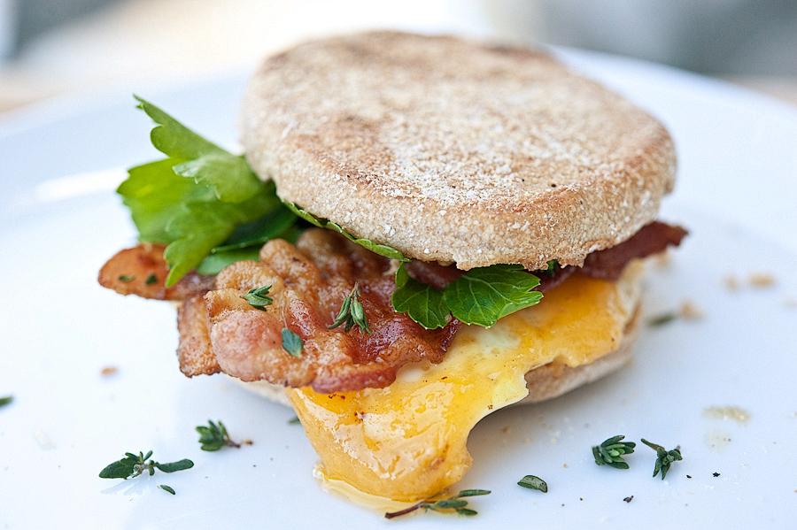 Homemade English Muffins | Tasty Kitchen Blog