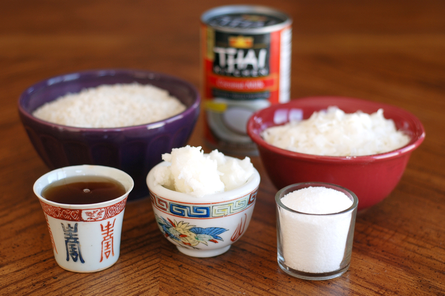 Tasty Kitchen Blog: Thai Coconut Rice. Guest post and recipe from Erica Kastner of Cooking for Seven.