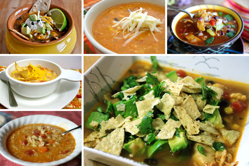 Tasty Kitchen Blog Chicken Soup! (Tex-Mex)
