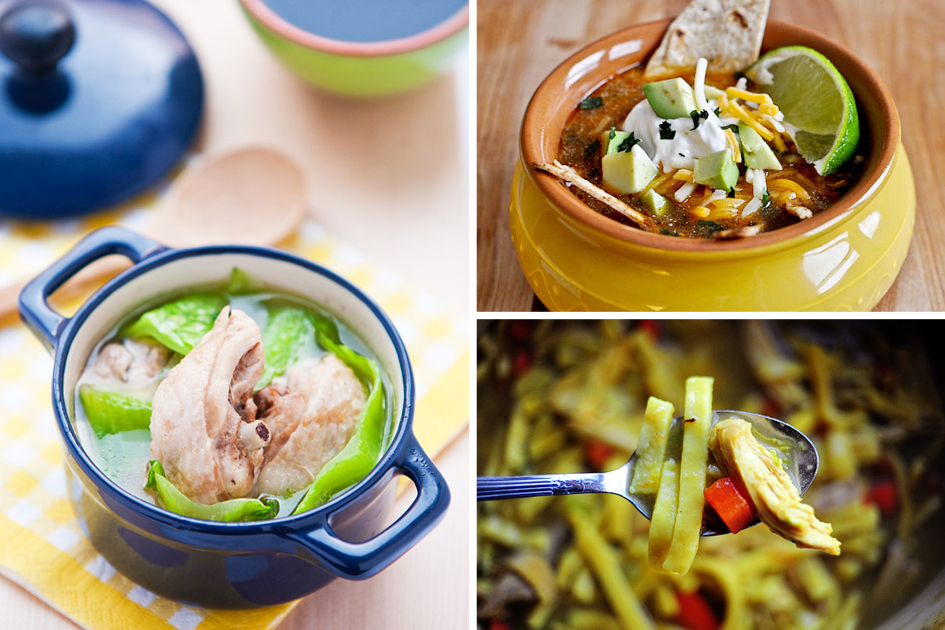 Tasty Kitchen Blog: Chicken Soup!