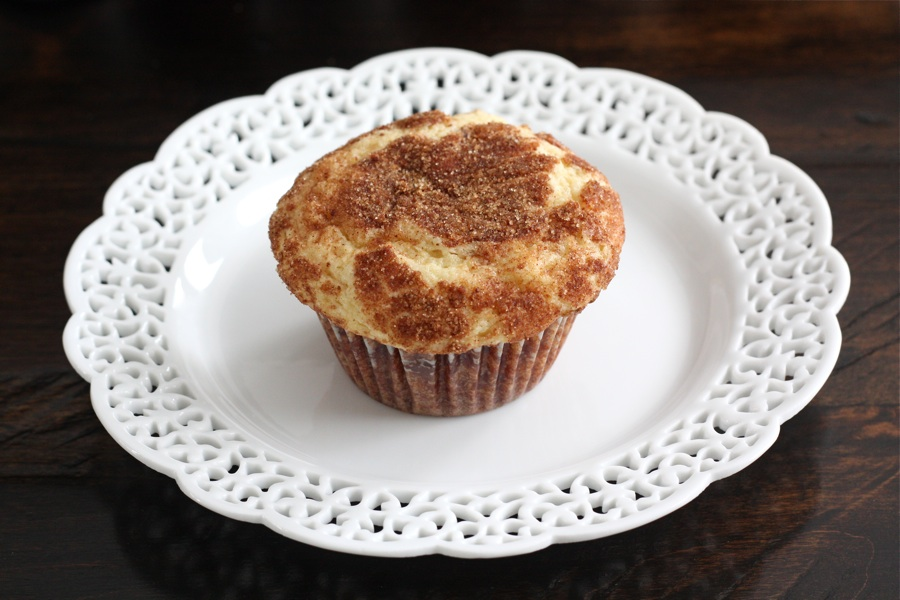 Tasty Kitchen Blog: Snickerdoodle Muffins. Guest post by Maria Lichty of Two Peas and Their Pod, recipe submitted by TK member Heather of Heather Christo Cooks, adapted from Culinary Concoctions by Peabody.