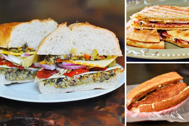 Tasty Kitchen Blog: Mardi Gras! (Sandwiches)