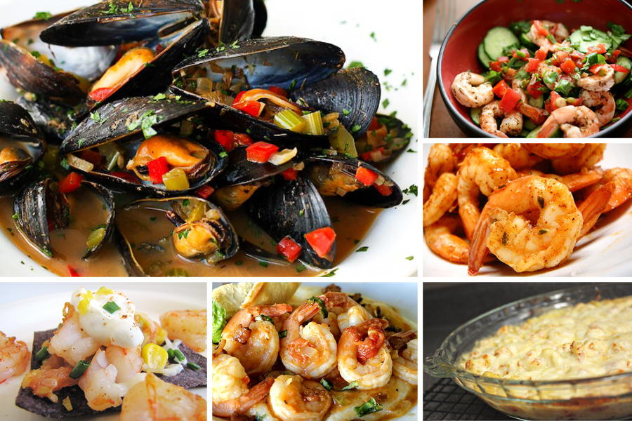 Tasty Kitchen Blog: Mardi Gras! (Seafood)