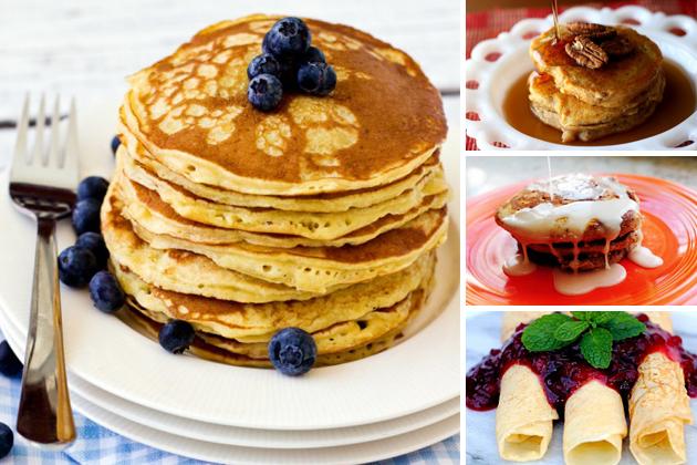 Tasty Kitchen Blog: The Theme is Pancakes!