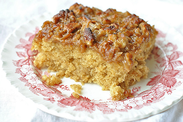 Tasty Kitchen Blog Old Fashioned Oatmeal Cake With Broiled Topping Guest Post By Maggy