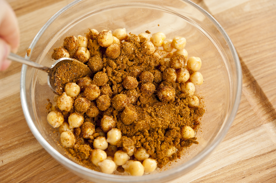 Tasty Kitchen Blog: Spicy Moroccan Chickpeas. Guest post by Georgia Pellegrini, recipe submitted by TK member Nika of I'm Not Quite Sure What You Are Saying ...