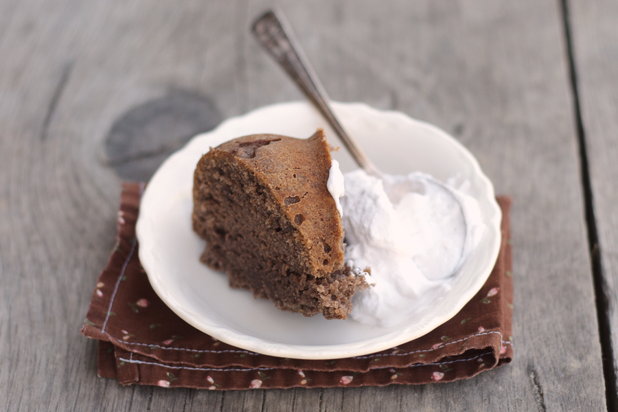 Tasty Kitchen Blog: Red Wine Cake. Guest post by Erica Kastner of Cooking for Seven, recipe submitted by TK member cyniczora.