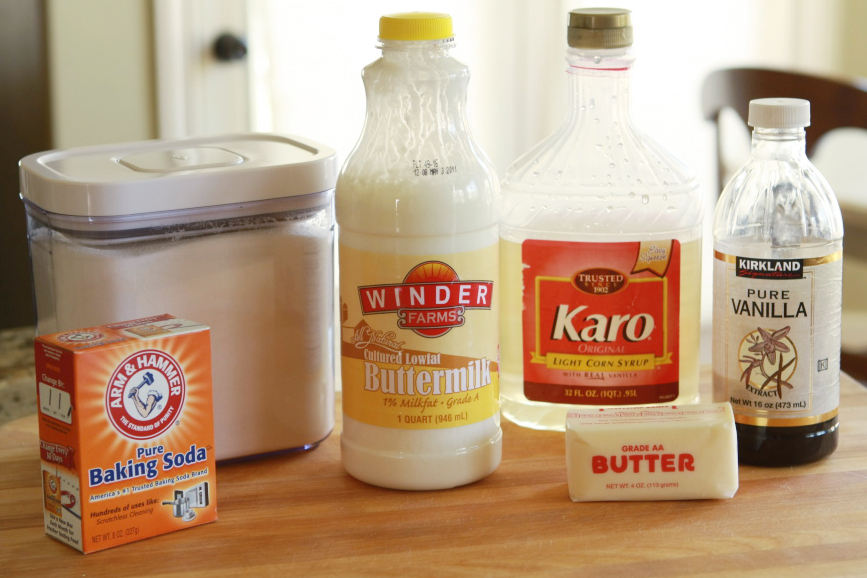 Tasty Kitchen Blog: Essential Buttermilk Syrup. Guest post by Calli Taylor of Make It Do, recipe submitted by TK member Elisa of Liza's Kitchen.