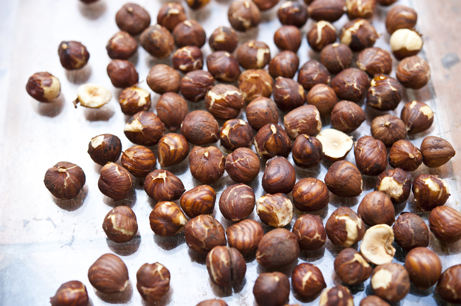 Tasty Kitchen Blog: Homemade Nutella. Guest post by Georgia Pellegrini, recipe submitted by TK member Elana of Elana's Pantry.