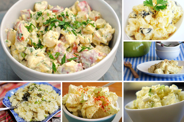 What to serve with Potato Salad?