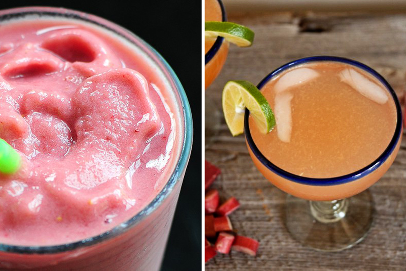 Tasty Kitchen Blog: The Theme is Rhubarb! (Drinks)