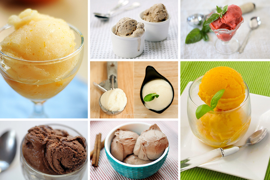 Tasty Kitchen Blog: The Theme is Ice Cream! (Dairy-Free)