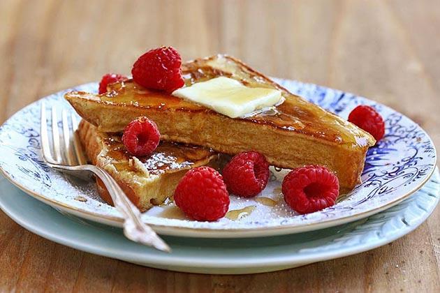 French Waffle Cakes Recipes