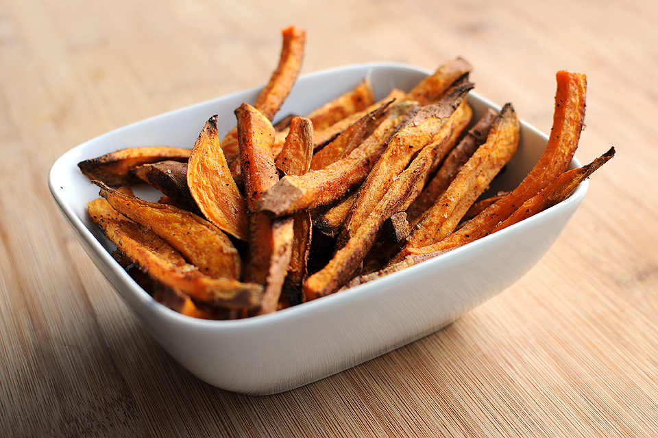 Baked Sweet Potato Fries Tasty Kitchen Blog