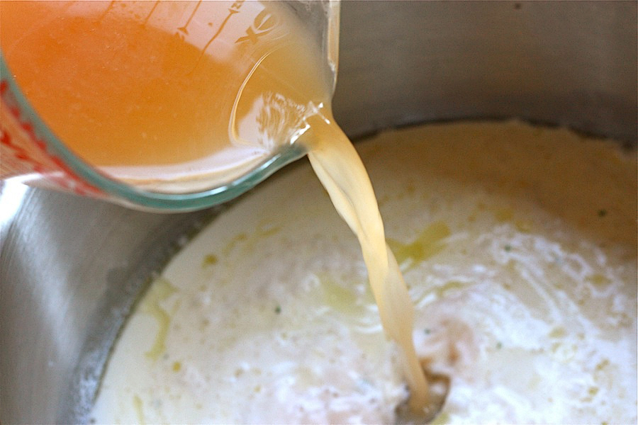 Tasty Kitchen Blog: Broccoli Cheddar Soup. Guest post by Adrianna Adarme of A Cozy Kitchen, recipe submitted by TK member Crystal (uumom2many).