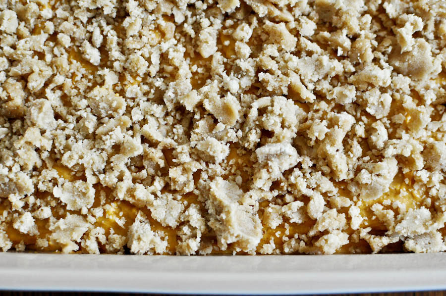 Tasty Kitchen Blog Pumpkin Coffee Cake with Brown Sugar Glaze. Guest post by Jessica Merchant of How Sweet It Is, recipe submitted by TK member Heather of Heather's Dish.