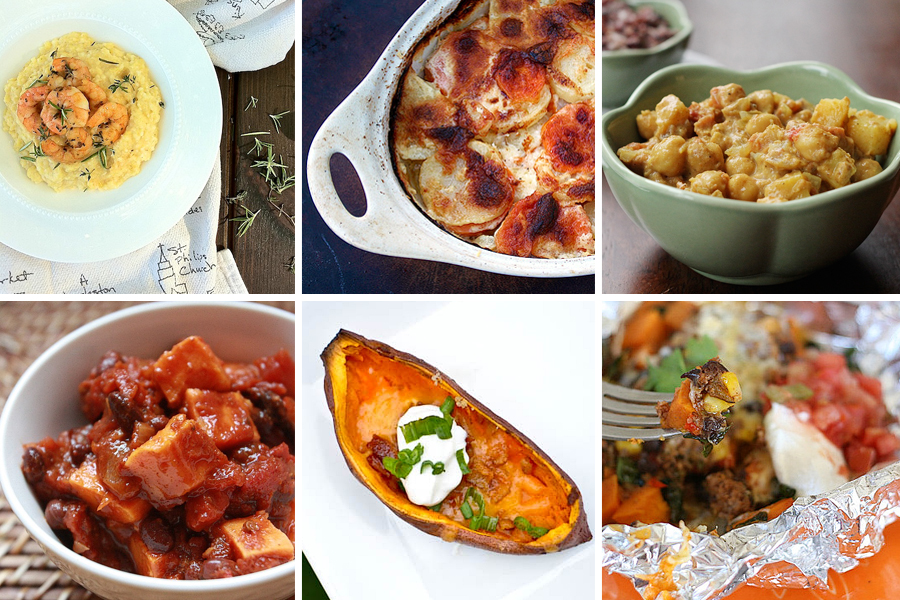 Tasty Kitchen Blog: Ode to the Sweet Potato (Entrees and Sides)