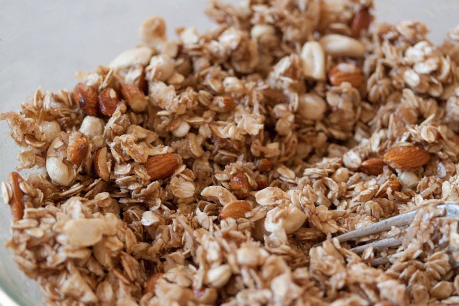 Tasty Kitchen Blog: Coconut Granola. Guest post and recipe from Gaby Dalkin of What's Gaby Cooking.