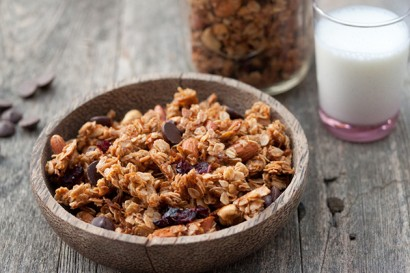 Coconut Granola | Tasty Kitchen Blog