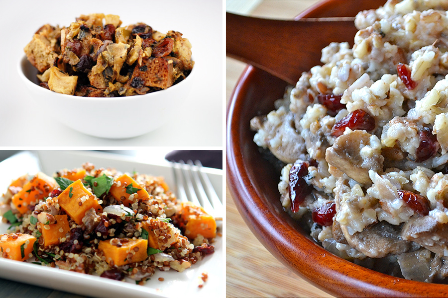 Tasty Kitchen Blog: Thanksgiving Supporting Cast! (Gluten-Free Stuffing)