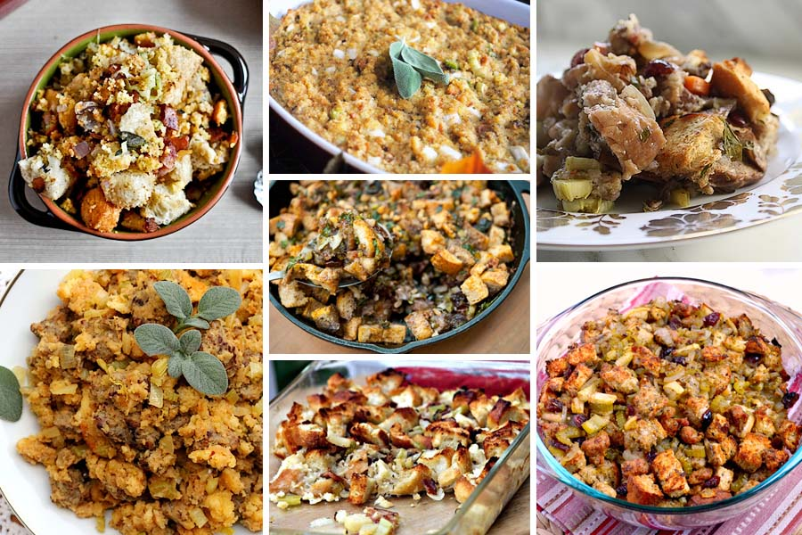Tasty Kitchen Blog: Thanksgiving Supporting Cast! (Stuffing)