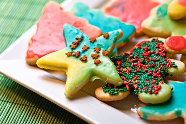 Tasty Kitchen Blog: Cookies for You (Butter Cookies from TK member Karly Campbell)