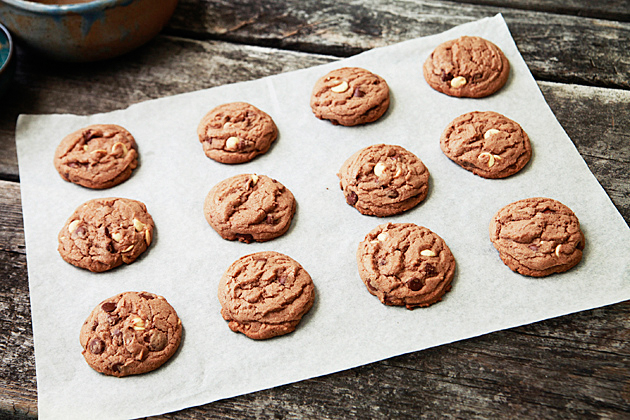 Tasty Kitchen Blog: Cookies for You (Hot Chocolate Chip Cookie from TK member elimaxandlela, photo by TK Blog contributor Alice Currah)