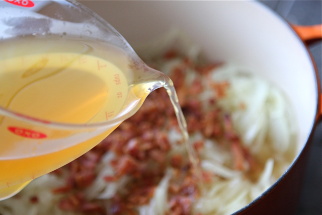 Tasty Kitchen Blog: Onion Bacon Marmalade. Guest post by Dara Michalski of Cookin' Canuck, recipe submitted by TK member John Dawson of Patio Daddio BBQ.