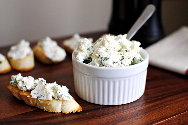 Enjoyable Homemade Ricotta With Lemon And Basil Beutiful Home Inspiration Semekurdistantinfo