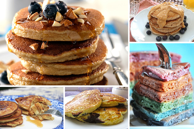 Tasty Kitchen Blog: It's Pancake Day! (Gluten-free)