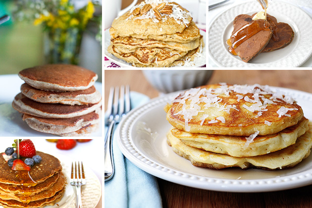 Tasty Kitchen Blog: It's Pancake Day! (Non-traditional)