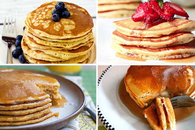 Tasty Kitchen Blog: It's Pancake Day! (Traditional Pancakes)
