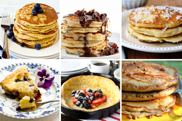 Tasty Kitchen Blog: It's Pancake Day!