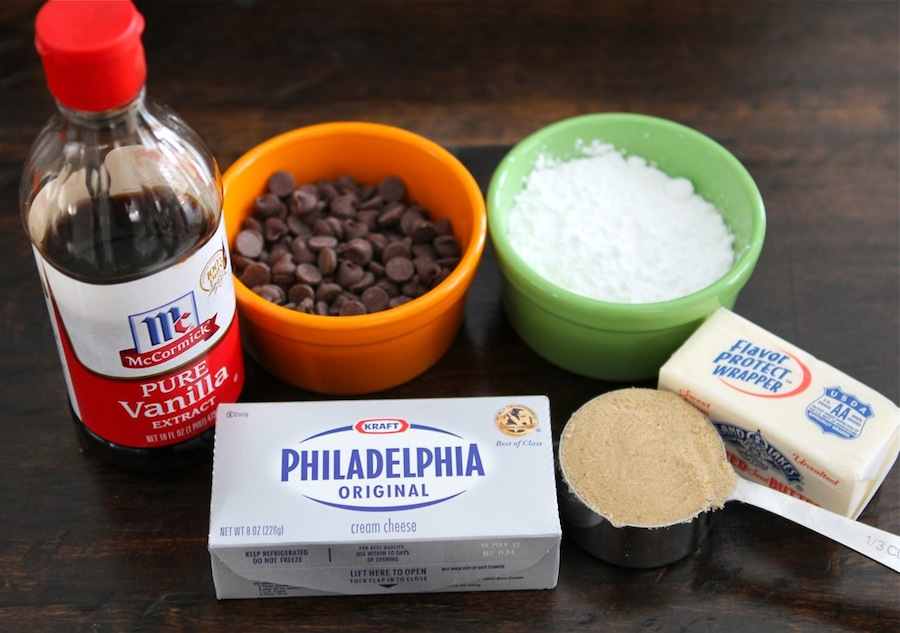 Tasty Kitchen Blog: Cookie Dough Dip. Guest post by Maria Lichty of Two Peas and Their Pod, recipe submitted by TK member Jessica Merchant of How Sweet It Is.